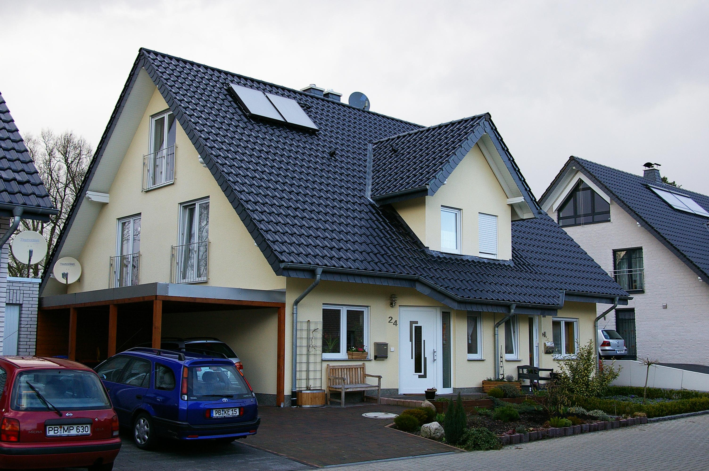 Dittrich und peters hausbau industriebau galabau - Garten und landschaftsbau paderborn ...